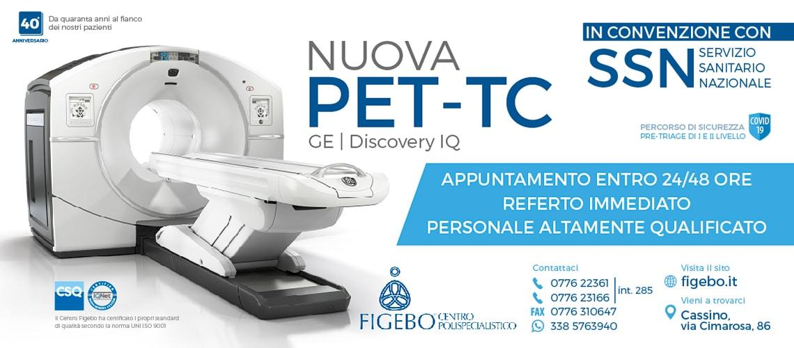 La PET-TAC si rinnova nel centro Figebo