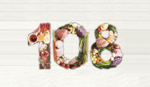 108 alimenti
